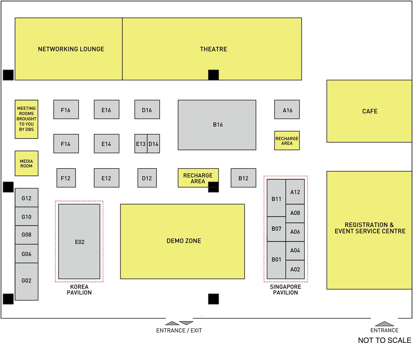 SIRE Floorplan